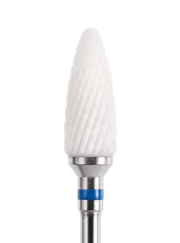 Punta para fresadora de cerámica Ø 6 mm - Flame - Serie 190 **PF-043**