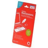 Vodafone WebSessions SIM-Only SIM-CARD 1 x 24 Std