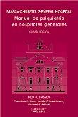 Massachusetts General Hospital: Manual De Psiquiatria En Hospitales Generales