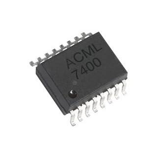 AVAGO TECHNOLOGIES ACML-7400-000E DIGITAL ISOLATOR (5 pieces)