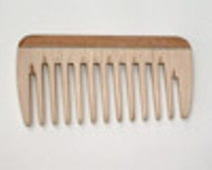 Bois – Mini – Peigne de poche 9 cm