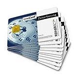 REINER SCT timeCard Chipkarten 10