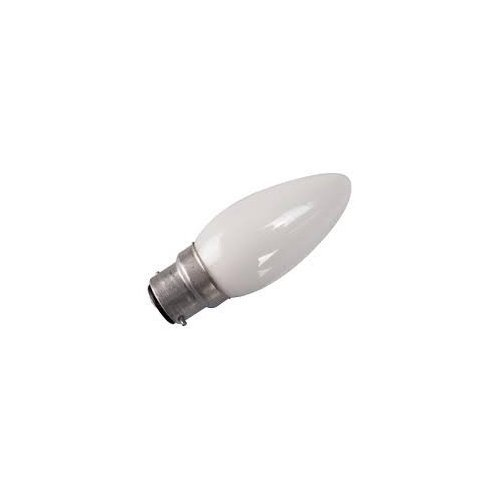 20-x-60-watt-bayonet-b22-opal-white-finish-candle-bulbs