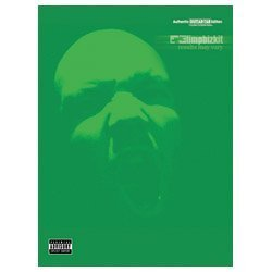 Limp Bizkit: Results May Vary (Authentic Guitar Tab) by Limp Bizkit (2004-04-01)