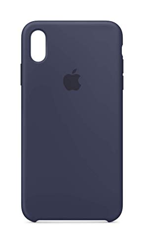 Apple Silikon Case (IphoneXs Max) - Mitternachtsblau Silikon Silicon Case