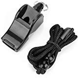 VGEBY Coach Whistle, Sports Training Referee Whistles for Teacher, Football, Basketball, Soccer Safety