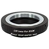 KECAY Lens Mount Adapter for Leica M39 L39 Screw Mount for sale  Delivered anywhere in UK