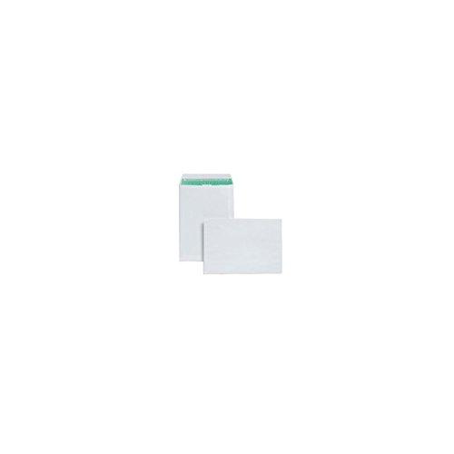 Basildon Bond L80281 - Sobres autoadhesivos (formato C4, 50 unidades), color blanco