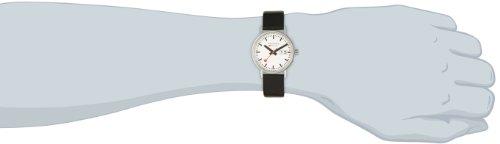 Mondaine Herren-Uhren Quarz Analog A669.30008.11SBO - 2