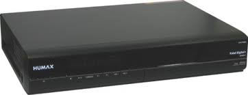 Humax DVR-9900C Kabel-Receiver mit 160GB Festplatte (Dvr 160gb Festplatte)