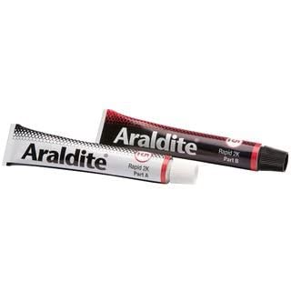 Advanced ARALDITE - RAPID 2X15ML - GLUE, ARALDITE, RAPID, 2X15ML --