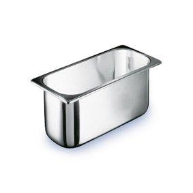 eiswanne Speiseeisbehälter 5 Liter 360 x 165 x 120 mm Eisschale für Eisvitrine und Eislagerschrank