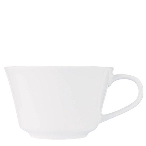 Churchill China Ambience Tasse à thé en porcelaine Bord vitrifié