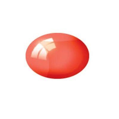 a rot klar (Farbe Klar)