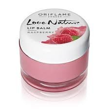 Oriflame Love Nature Lip Balm (Raspberry)