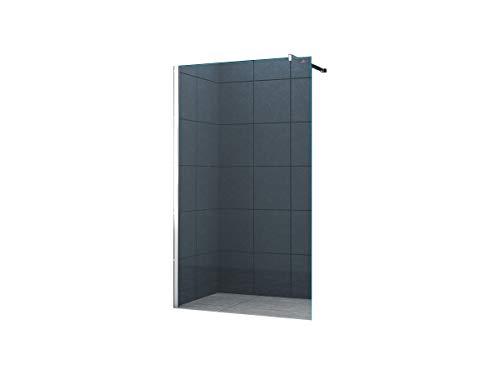 10 millimetri Cabina doccia Dusseldorf 120 x 200 vetro trasparente/Walk In Cabina doccia doccia parete doccia da parete divisoria