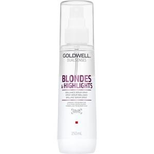 Goldwell Dualsenses Blondes und Highlights Serum Spray