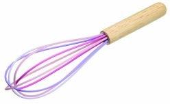 Miniamo Silicone Mini Rainbow Whisk