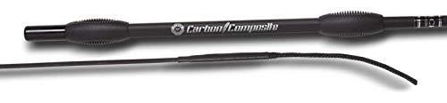 Fleck Dressurgerte Carbon Feldmann extra leicht Größe/Farbe 130cm / schwarz