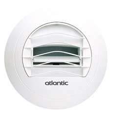 bouche d'extraction autoréglable - atlantic be 30 j - 125 mm - 30 m3/h - atlantic 520233