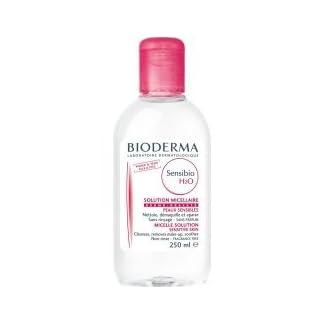 Bioderma Sensibio H2O extremadamente suave limpieza loción 250ml 250ml Loción