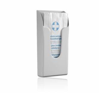 Steiner Damenhygiene-Spender Dispenser 285 ABS weiss Spender Für Hygienebeutel Hygienebeutelspender Papierbeutelspender Kunststoff