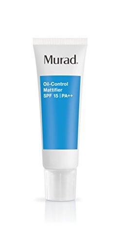Murad, Mattierende Creme für ölige Haut mit Sonnenschutz 15/PA++, 50 ml -