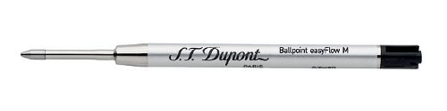 st-dupont-medium-ballpoint-defi-refill-blue-pack-of-2