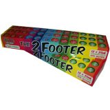 Product Image of Twisteed Shots, The 2 Footer - Flavoured shots 12 Shots! (1...