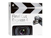 Apple Final Cut Express 4.0 Upgrade (Final Cut Express 4)