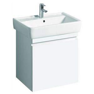 Preisvergleich Produktbild WTU Renova Nr. 1 Plan 576x586x438mm Weiß Hochglanz