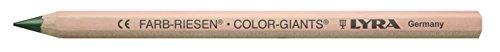 LYRA Farb-Riesen natur Kartonetui mit 12 Farbstiften, van dyck braun