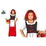 Imagen de disfraz de pastorcilla con delantal 1 2 años