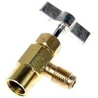 LLAVE SERVICIO PARA ENVASES GAS ORGANICO (435GR-750ML) R-134A-R1234YF