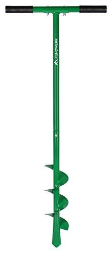 Fundwerk Handerdbohrer, grün, 100 x 40 x 4 cm, LP-7166