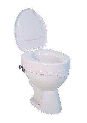 Toilettensitzerhöhung 10cm Drive Ticco Toilettenaufsatz