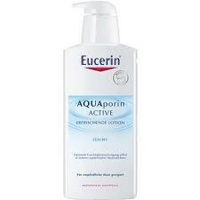 Eucerin AQUAporin Active Erfrischende Körperlotion Leicht, 4