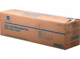 Preisvergleich Produktbild Konica Minolta Bizhub Toner Drum IU 211M für C203/C253 Unit, A0DE0CF, magenta