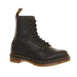 Dr Martens 1460 Patent 11821606 Damen Stiefel Schwarz - schwarz Virginia