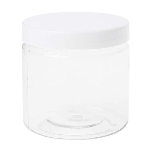 Manyo Conteneurs de Slime - Slime bocaux - Slime de Stockage - consommables Slime - 150ml