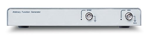 GW Instek AFG-125 Arbiträrer USB-Funktionsgeneratorvorsatz, Frequenzbereich 1µHz bis 25MHz (125 Prüfungen)