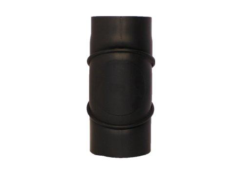 Wamsler 001048990 - Segmentbogen 90 Grad, verstellbar, schwarz