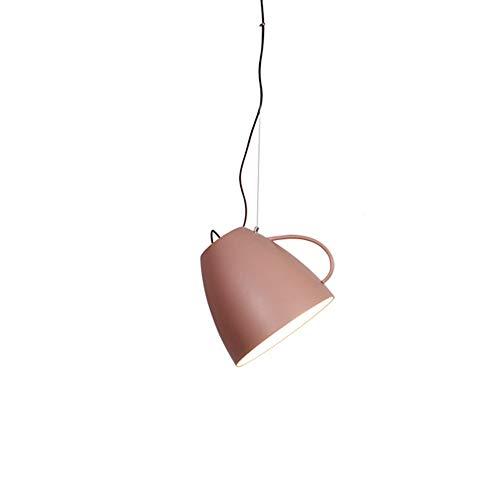 LED Eisen Kronleuchter, Kreative Mini Kaffeetasse Dekorative Pendelleuchte Nordischen...