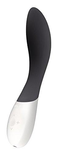 LELO MONA Wave Bester innerlicher G-Punkt-Massage-Vibrator 10 Vibrationsmodi Wave Black