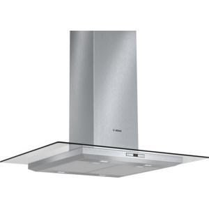 Bosch DIA098E50B Brushed Steel, with Glass, Exxcel, 90cm wide, Island Chimney Cooker Hood lowest price
