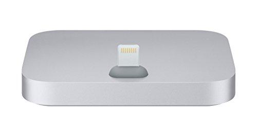 Base Dock Lightning para el Apple iPhone   - Gris Espacial