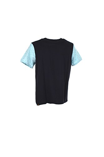 t-shirt-uomo-manuel-ritz-l-blu-2232m525-173365-primavera-estate-2017