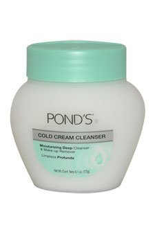 Ponds Cold Cream Cleanser, 6.1 oz by Ponds
