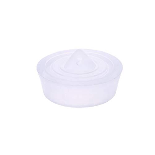 qingqingR Silikon Bodenablaufschraube Küche Badewanne Waschbecken Wasserstopper Wäscherei Badezimmer 37