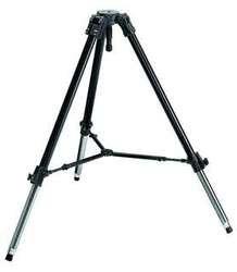 Manfrotto Video-Pro-Stativ mit 100 mm Halbschale